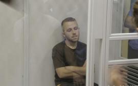 القبض على المتهم بتفجير قنبلة أمام البرلمان الأوكراني