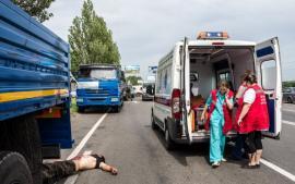 8 قتلى في صفوف الانفصاليين على مشارف مقاطعة دونتسك