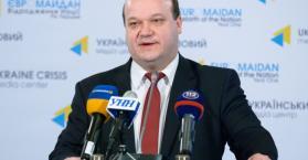 """تشالي: أوكرانيا تؤيد انضمام الولايات المتحدة لصيغة """"النورماندي"""""""