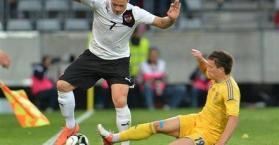 منتخب أوكرانيا يخسر مباراة ودية أمام نظيره النمساوي