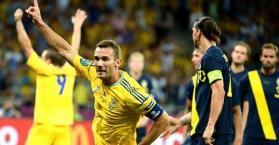 شيفتشينكو بعد الفوز على السويد: فرصة جيدة أمام أوكرانيا للتأهل إلى دور الثمانية