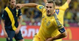 بطولة اليورو 2012.. شيفتشينكو قد لا يشارك بمواجهة المنتخب الإنجليزي