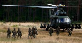 دول الناتو تبدأ مناورة عسكرية في غرب أوكرانيا