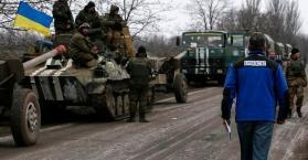 برلين وموسكو تريدان زيادة عدد المراقبين في أوكرانيا من 452 إلى 1000