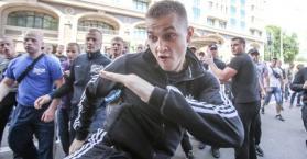 اعتداء على صحفيين يثير ضجة كبيرة في الأوساط السياسية والصحفية بأوكرانيا