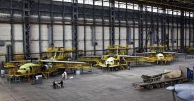 """بقرار من الحكومة.. مصنع """"أنتونوف"""" ينسحب من مشروع الشراكة مع الجانب الروسي"""