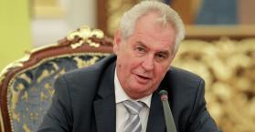 الرئيس التشيكي يوقع على اتفاقية الشراكة بين أوكرانيا والاتحاد الأوروبي