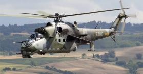 القوات الأوكرانية تشن عملية واسعة في سلافيانسك ضد القوات الموالية لروسيا و إسقاط 3 مروحيات