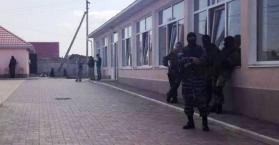 """اقتحام مركز تتري ديني في القرم، ومسلمو أوكرانيا يتهمون """"الأحباش"""" بإشعال فتنة"""
