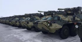 وزير الدفاع الأوكراني يرغب في مضاعفة حجم الميزانية لمواجهة الانفصاليين