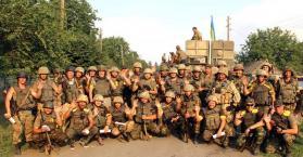 إختفاء آثار 60 مقاتلا من الحرس الوطني الأوكراني وفقدان الاتصال بهم