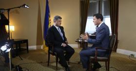 """الرئيس الأوكراني: أوكرانيا مستعدة لـ""""حرب شاملة"""" ضد روسيا"""