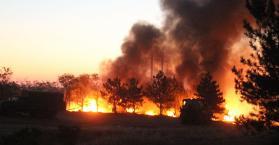 موقع للقوات الأوكرانية تعرض لقصف من قبل الانفصاليين