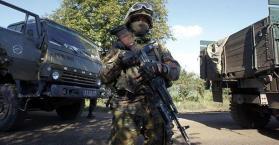 أوكرانيا تتهم روسيا البدء في حملة عسكرية ممنهجة في أوكرانيا و أمريكا تحذر