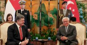 بوروشينكو:الطائرة الماليزية أسقطت بأسلحة روسية و بدعم من ضباط روس
