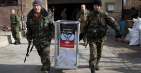 الانفصاليون في شرق أوكرانيا يعلنون تأجيل الانتخابات المحلية المثيرة للجدل