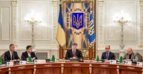 الرئيس الأوكراني يعطي الأولوية لتهدئة التصعيد في شرق أوكرانيا