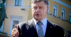 """بوروشينكو يستبعد تصعيد الوضع في أوكرانيا من جهة """"ترانسنيستريا"""""""