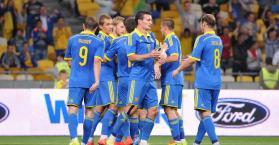 منتخب أوكرانيا يعود بفوز ثمين من مقدونيا ويعزز آمال التأهل لليورو 2016