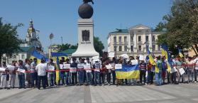 بعد اعتداءات.. تعرف على نتائج استطلاع يبين علاقة سكان خاركيف بالأجانب