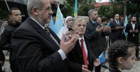 """جميلوف: علم تتار القرم هو رمز النضال ضد """"الاحتلال الروسي"""" (صور)"""