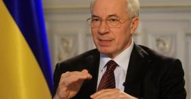 آزاروف: أوكرانيا ماضية نحو توقيع اتفاقية الشراكة مع الاتحاد الأوروبي