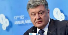 الرئيس الأوكراني ضد تمديد اتفاق مينسك مع الانفصاليين