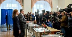 36% نسبة إقبال الناخبين الأوكرانيين على الانتخابات المحلية حتى عصر اليوم