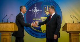 بوروشينكو: أوكرانيا ليست مستعدة لعضوية الناتو