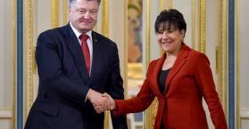 الولايات المتحدة تقدم قرضا بمليار دولار لأوكرانيا وفق شروط