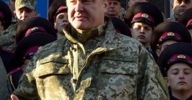 """بوروشينكو: تحديد الانفصاليين لموعد انتخابات جديد """"استفزاز غير مقبول"""""""