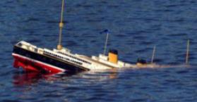 فقدان 11 أوكرانيا بعد غرق سفينة شحن قبالة السواحل التركية