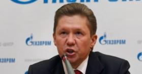 """رئيس شركة """"غازبروم"""" يدعو لحل أزمة الغاز مع أوكرانيا """"بشكل حضاري"""""""