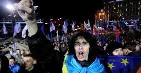 احتجاجات أوكرانيا مستمرة، وعلى المعارضة حسم أمرها