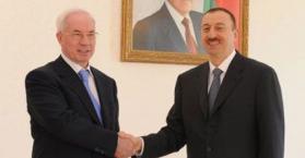 رئيس وزراء أوكرانيا يبحث في أذربيجان تفعيل التعاون بين كييف وباكو