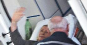 من غياهب السجن وسرير المشفى.. تيموشينكو تساند منتخب أوكرانيا في مباراته مع الإنجليز