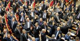 """الولايات المتحدة قلقة من قوانين """"تقيد حرية التعبير والتجمع"""" في أوكرانيا"""