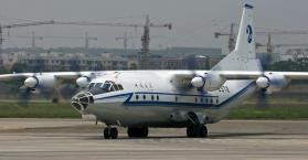 طائرة أنتونوف الأوكرانية من طراز أن 12