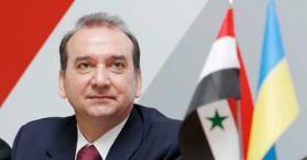 أوكرانيا منزعجة من تصريح للسفير السوري حول مشاركة أوكرانيين في القتال ضد نظام الأسد