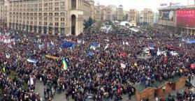 المعارضة الأوكرانية تصعد، والسلطات تحذر، والناتو يدعو إلى ضبط النفس