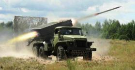 تبادل الاتهامات بخرق وقف إطلاق النار في أوكرانيا