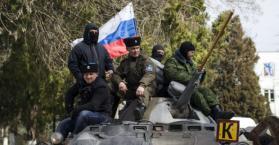 روسيا تحشد قواتها على الحدود