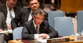 مندوب أوكرانيا لدى الأمم المتحدة