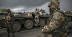 الجيش الأوكراني يستأنف عملياته شرق أوكرانيا و ينسحب من كراماتورسك