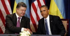 اوباما يلتقي بوروشينكو في 18 سبتمبر
