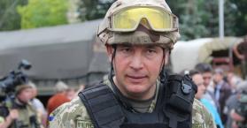 وزير الدفاع الأوكراني المقال فاليري هيليتي