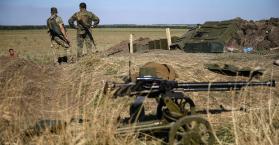 بوروشينكو: تم تدمير 60 % من عتادنا في شرق البلاد