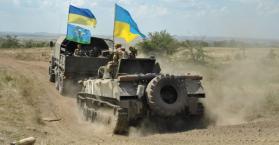 بعد قصف للانفصاليين.. القوات الأوكرانية تتراجع بالقرب من ماريوبول