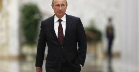 """الرئيس الروسي """"فلاديمير بوتن"""""""