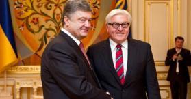 """وزير خارجية ألمانيا """"شتاينماير"""" يزور كييف"""